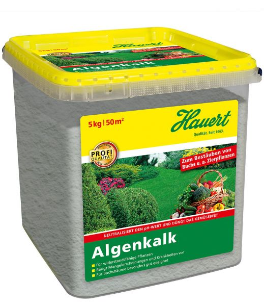 Hauert Algenkalk Puder 5 kg