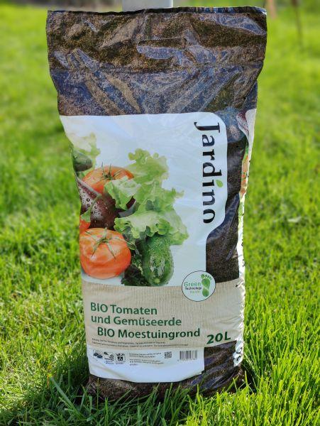 Jardino BIO Tomaten und Gemüseerde 20 L
