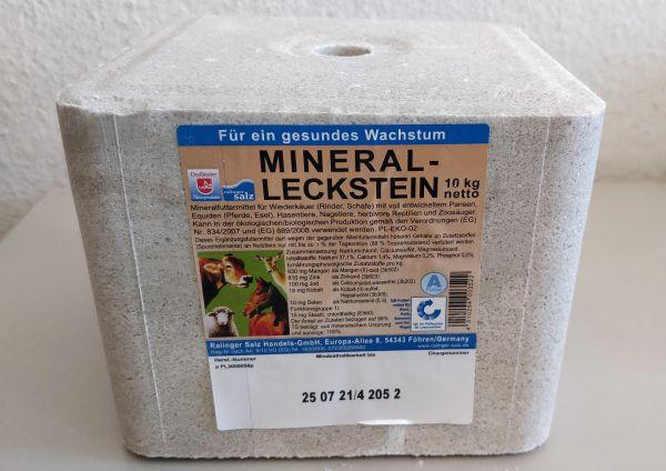Mineralleckstein grau 10 Kg