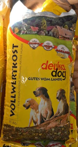 Deuka Vollwertkost Hundefutter 15 Kg