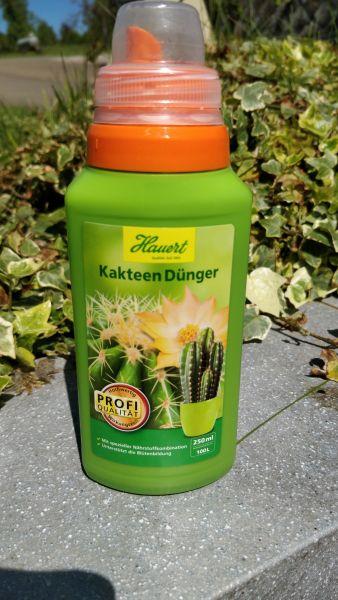 Hauert Kakteen Dünger 250 ml