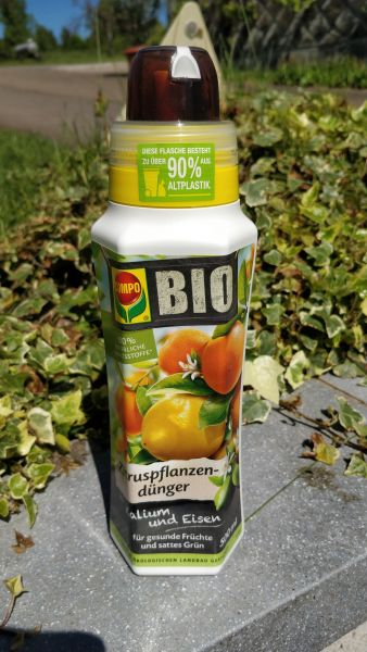 BIO Compo Zitruspflanzendünger 500 ml
