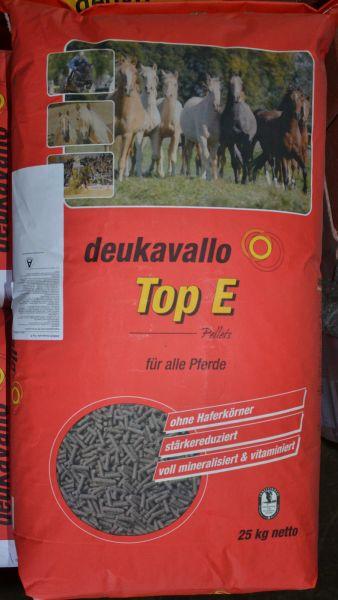deukavallo Deuka Pferdefutter Top-E 25 Kg