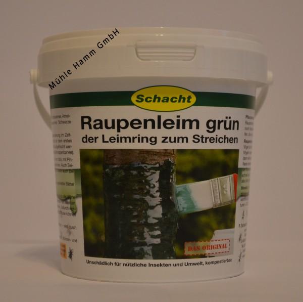 Raupenleim grün, 1 Kg