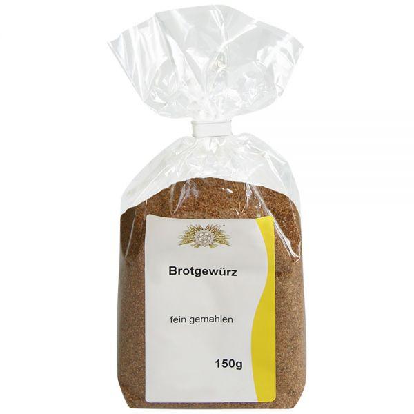 Brotgewürz fein gemahlen 150g