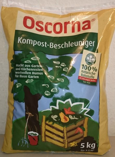 Oscorna Kompost-Beschleuniger 5 Kg