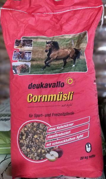 deukavallo Deuka Pferdefutter Cornmüsli 20 Kg