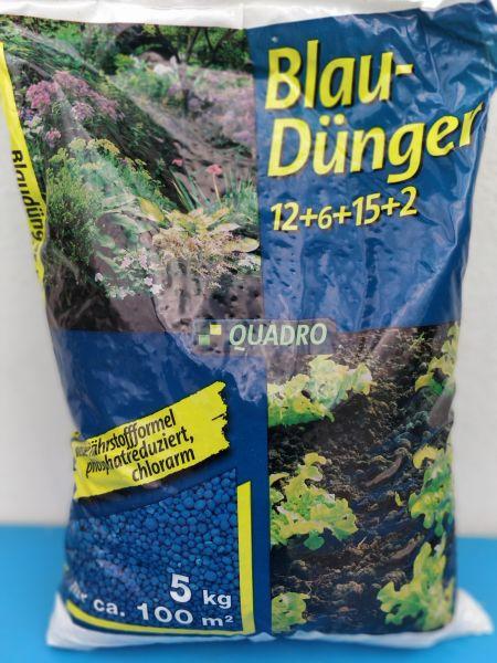 Quadro Blaukorn NPK Blaudünger 5 Kg