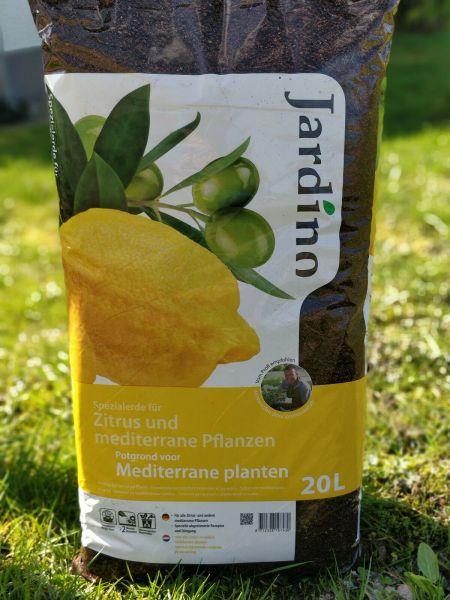 Jardino Zitrus und mediterrane Pflanzenerde