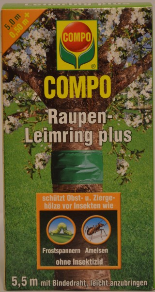 COMPO Raupen-Leimring plus 5,5 m