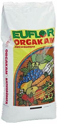 Euflor Orgakam Naturdünger 25 Kg