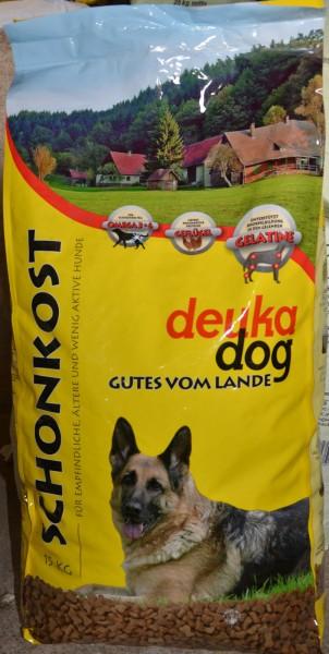 Deuka dog Schonkost Hundefutter 15 Kg