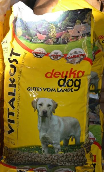 Deuka Vitalkost Hundefutter Vital 15 Kg
